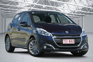 2015 Peugeot 208 MY16 Active Purple 6 Speed Automatic Hatchback.