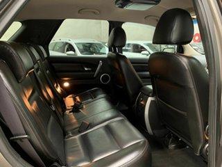 2011 Ford Territory SZ Titanium Seq Sport Shift AWD Brown 6 Speed Sports Automatic Wagon