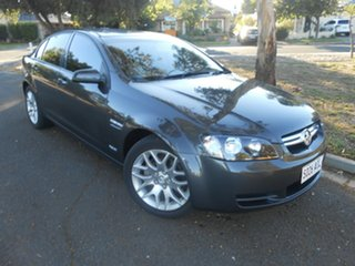 2010 Holden Commodore VE MY10 International Gunmetal Grey 6 Speed Sports Automatic Sedan.