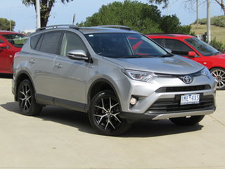 2017 Toyota RAV4 ASA44R GXL AWD Silver 6 Speed Sports Automatic Wagon.