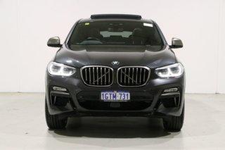 2019 BMW X4 G02 M40I Grey 8 Speed Auto Steptronic Sport Wagon.