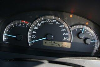 2011 Toyota Camry ASV50R Atara SL Black 6 Speed Sports Automatic Sedan