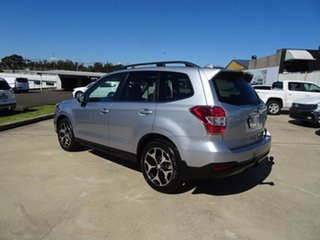 2015 Subaru Forester S4 MY15 2.0D-S CVT AWD Silver 7 Speed Automatic Wagon.
