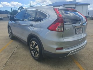 2016 Honda CR-V RM Series II MY17 VTi-L Silver 5 Speed Sports Automatic Wagon