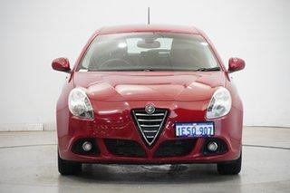 2015 Alfa Romeo Giulietta Series 1 Distinctive TCT Red 6 Speed Sports Automatic Dual Clutch.