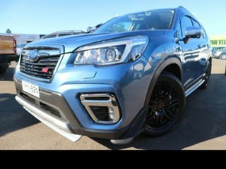 2019 Subaru Forester MY20 2.5I-S (AWD) Blue Continuous Variable Wagon