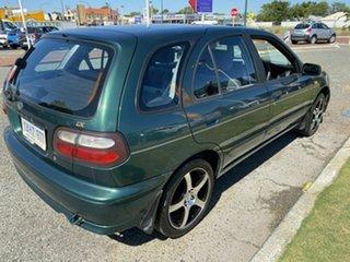 1998 Nissan Pulsar LX Green 4 Speed Automatic Hatchback