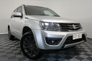 2015 Suzuki Grand Vitara JB Sport Silky Silver 4 Speed Automatic Wagon