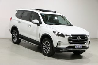 2018 LDV D90 Luxe (4WD) Terrain Selection White 6 Speed Automatic Wagon