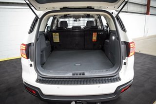 2018 Ford Everest UA 2018.00MY Ambiente White 6 Speed Sports Automatic SUV
