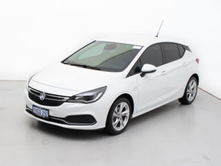 2020 Holden Astra BK MY20 RS White 6 Speed Automatic Hatchback