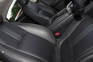 2017 Honda Civic 10th Gen MY17 RS Red 1 Speed Constant Variable Sedan
