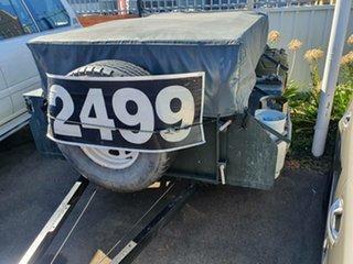 1989 Unknown Camper trailer.