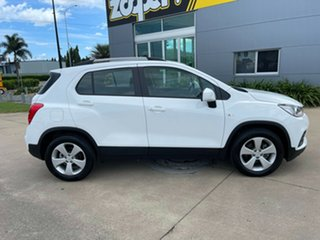 2019 Holden Trax TJ MY19 LS White/211219 6 Speed Automatic Wagon.