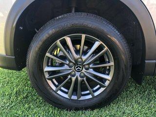 2018 Mazda CX-5 KF4WLA Touring SKYACTIV-Drive i-ACTIV AWD Sonic Silver 6 Speed Sports Automatic