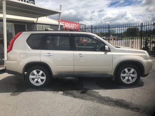 2008 Nissan X-Trail T31 TI (4x4) Gold 6 Speed CVT Auto Sequential Wagon.
