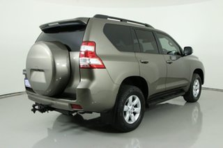 2013 Toyota Landcruiser Prado KDJ150R 11 Upgrade GXL (4x4) Bronze 5 Speed Sequential Auto Wagon