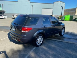 2012 Ford Territory SZ TS Seq Sport Shift Grey 6 Speed Sports Automatic Wagon