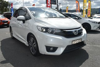 2016 Honda Jazz GF MY16 VTi-S White 1 Speed Constant Variable Hatchback