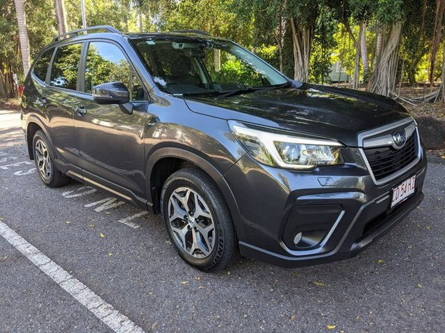 Used Subaru Forester S5 MY19 2.5i CVT AWD Stuart Park, 2019 Subaru Forester S5 MY19 2.5i CVT AWD Grey 7 Speed Constant Variable Wagon