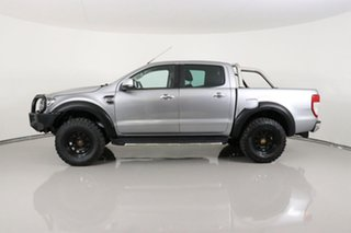 2015 Ford Ranger PX MkII XLT 3.2 (4x4) Silver 6 Speed Automatic Double Cab Pick Up
