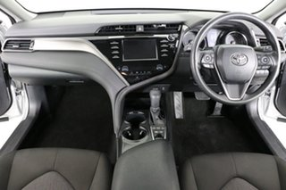 2019 Toyota Camry AXVH71R Ascent (Hybrid) Silver Continuous Variable Sedan
