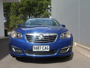 2016 Holden Calais VF II MY16 Sportwagon Blue 6 Speed Sports Automatic Wagon