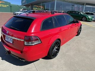 2013 Holden Commodore VF MY14 SS Sportwagon Red 6 Speed Sports Automatic Wagon