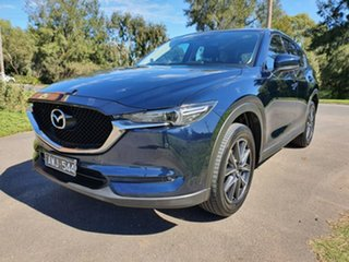 2018 Mazda CX-5 KF Series GT Blue Sports Automatic Wagon