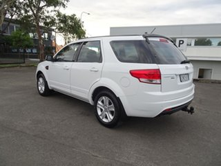 2014 Ford Territory SZ TX Seq Sport Shift Winter White 6 Speed Automatic Wagon.