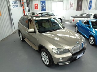 2007 BMW X5 E70 Steptronic Gold 6 Speed Sports Automatic Wagon