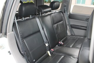 2005 Subaru Forester MY06 XS Luxury White 4 Speed Auto Elec Sportshift Wagon