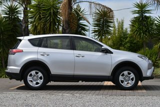 2016 Toyota RAV4 ASA44R GX AWD Silver 6 Speed Sports Automatic Wagon