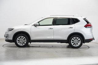 2017 Nissan X-Trail T32 Series II ST-L X-tronic 2WD Silver 7 Speed Constant Variable Wagon.