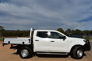 2017 Nissan Navara D23 S2 SL White 6 Speed Manual Utility.