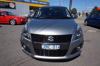 2013 Suzuki Swift FZ Sport Premium Silver 6 Speed Manual Hatchback