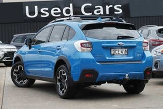 2016 Subaru XV G4X MY16 2.0i-S Lineartronic AWD Blue 6 Speed Constant Variable Wagon.
