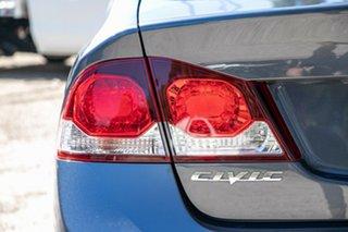 2010 Honda Civic 8th Gen MY10 Limited Edition Sparkle Grey Pearl 5 Speed Automatic Sedan