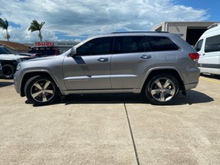 2015 Jeep Grand Cherokee WK MY15 Overland Silver 8 Speed Sports Automatic Wagon