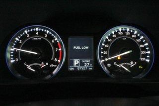 2014 Toyota Kluger GSU50R GX 2WD Black 6 Speed Sports Automatic Wagon