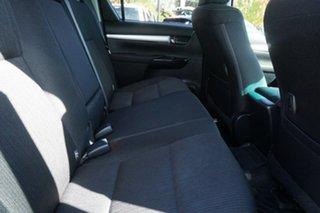 2016 Toyota Hilux GUN126R SR5 Double Cab Grey 6 Speed Manual Utility