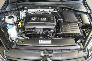 2017 Volkswagen Golf AU MY17 R Blue 6 Speed Direct Shift Hatchback