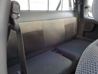 2005 Toyota Hilux KUN26R MY05 SR5 Xtra Cab Silver 5 Speed Manual Utility