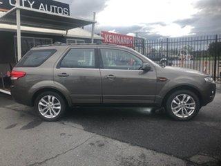 2011 Ford Territory SZ TS (RWD) Bronze 6 Speed Automatic Wagon.