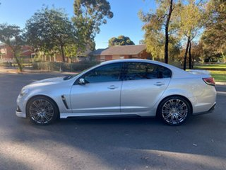 2016 Holden Special Vehicles Senator Gen-F2 MY16 Signature Silver 6 Speed Sports Automatic Sedan