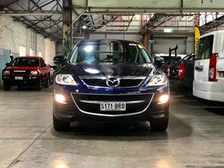 2012 Mazda CX-9 TB10A4 MY12 Luxury Blue 6 Speed Sports Automatic Wagon.