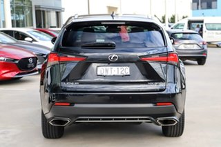2018 Lexus NX AGZ10R NX300 2WD F Sport Black 6 Speed Sports Automatic Wagon