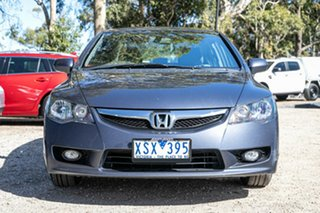 2010 Honda Civic 8th Gen MY10 Limited Edition Sparkle Grey Pearl 5 Speed Automatic Sedan
