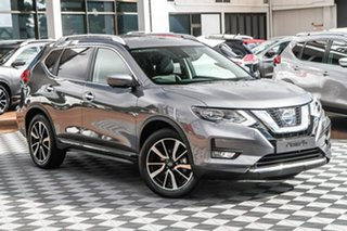 2020 Nissan X-Trail T32 Series III MY20 Ti X-tronic 4WD Gun Metallic 7 Speed Constant Variable Wagon.
