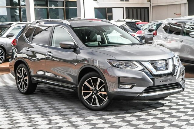Used Nissan X-Trail T32 Series III MY20 Ti X-tronic 4WD Attadale, 2020 Nissan X-Trail T32 Series III MY20 Ti X-tronic 4WD Gun Metallic 7 Speed Constant Variable Wagon